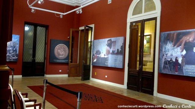 Casa Rosada - Salón Pueblos Originarios.