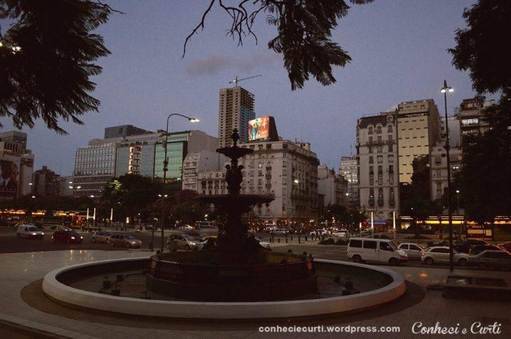 Av. 9 de Julio - foto: Mary