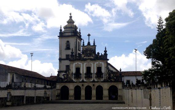 Fotos do Centro Cultural São Francisco em João Pessoa, Paraíba