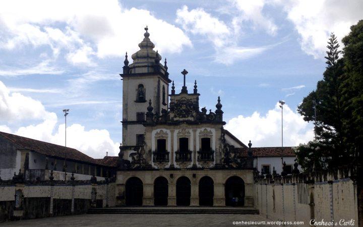 Igreja de São Francisco em João Pessoa-PB, no Centro Cultural São Francisco