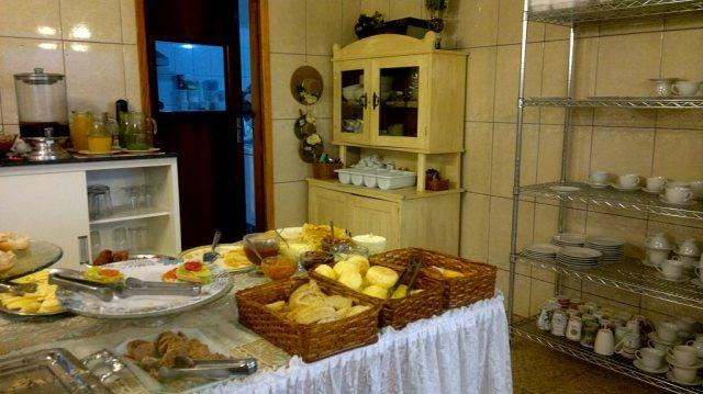 Café Colonial do Edit´s Kaffee Hof , maravilhoso!! Em Colônia Witmarsum - PR