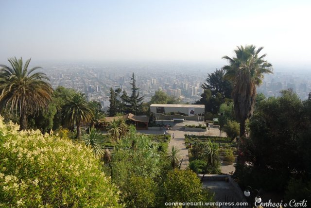 Cerro San Cristóbal - Santiago, Chile