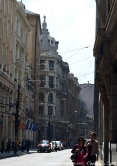 Valparaíso, por onde andamos