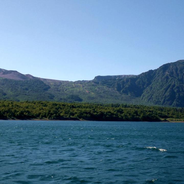 Lago de Todos os Santos, Chile