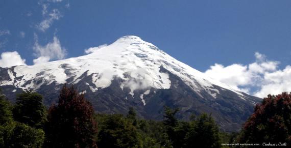 Subindo o Vulcão Osorno