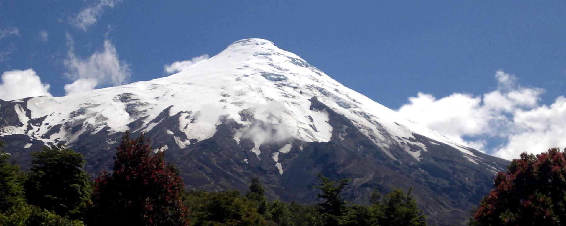 Volcan Osorno, Chile