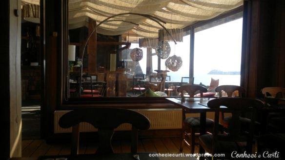 Bar Tronador do Hotel Cabaña del Lado