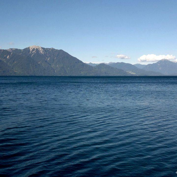 Lago Todos Los Santos, Sul do Chile