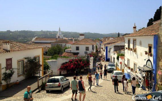 A Vila de Óbidos, a prenda de casamento da Rainha Santa Isabel