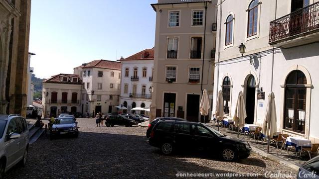 Largo da Sé Velha, Coimbra