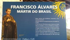 Francisco Álvares, Mártir do Brasil,