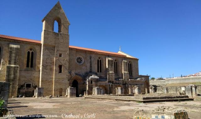 Mosteiro de Santa Clara-a-Velha, Coimbra, Portugal.