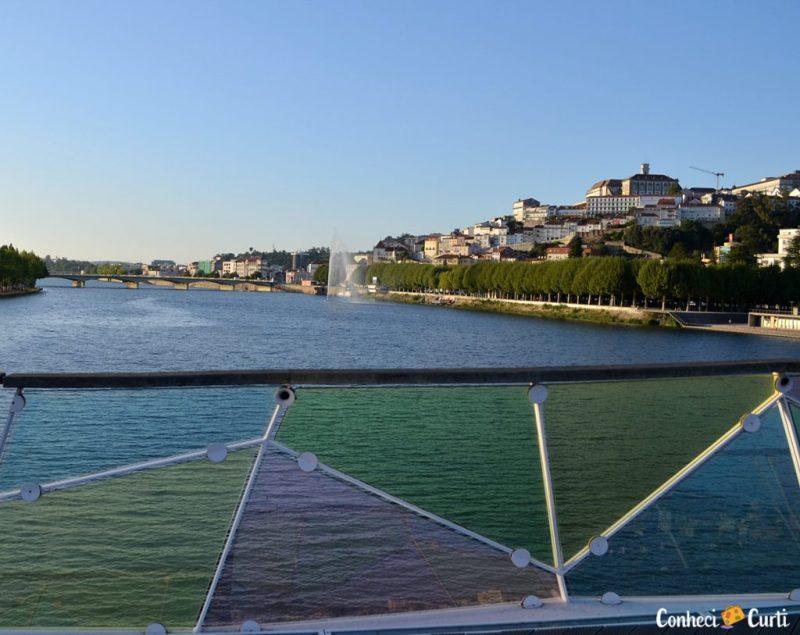 Coimbra, Rio Mondego.