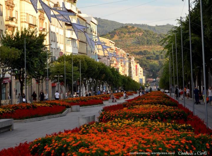 Avenida da Liberdade, Braga.