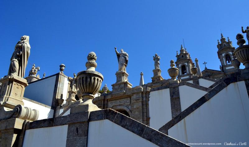 Bom Jesus do Monte, Braga - Portugal.