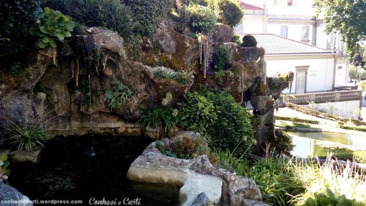 Parques e jardins do Santuário do Bom Jesus do Monte, Braga