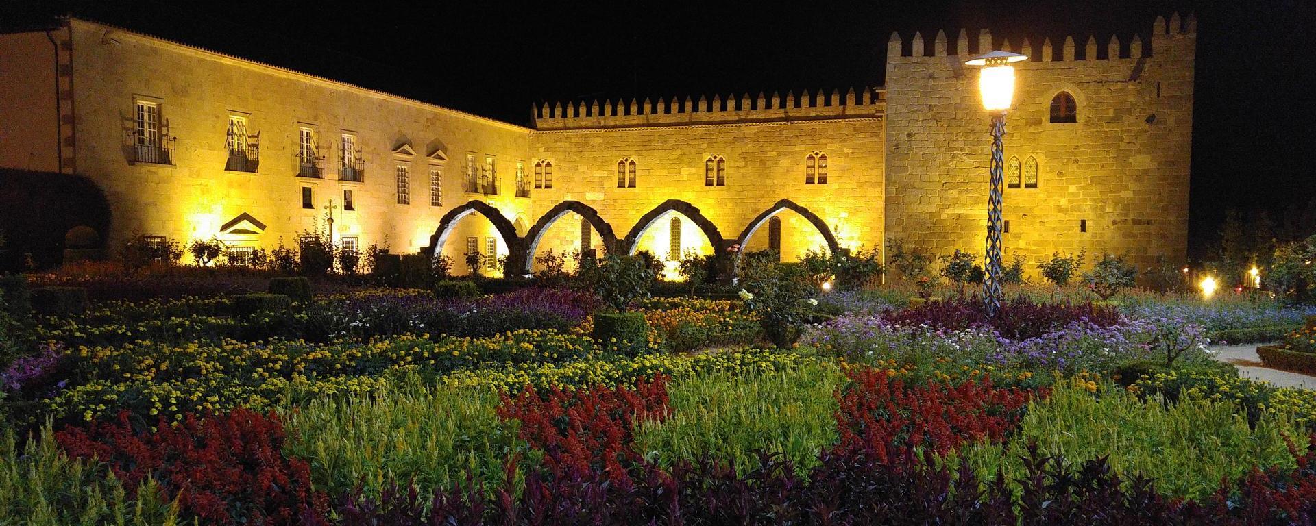 Jardim de Santa Bárbara - Braga, Portugal.