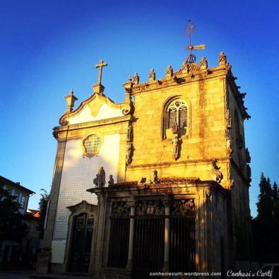 Capela dos Coimbras, Braga Portugal.