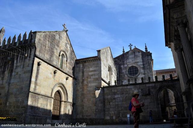Igreja da Misericórdia, Braga - Portugal.