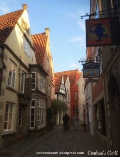 Bairro Medieval de Bremen - Schnoor