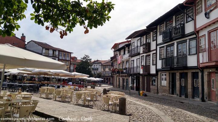 Praça São Tiago, Guimarães - Portugal.