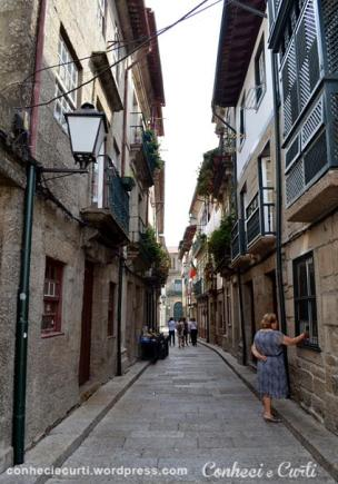 Rua de Santa Maria, Guimarães - Portugal
