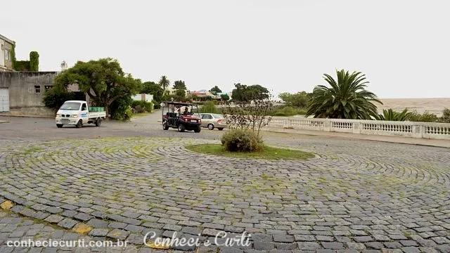 Colonia del Sacramento, Uruguai, o mini carro.