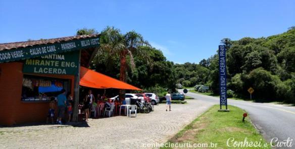 Recanto Engº Lacerda - Estrada da Graciosa, Paraná.