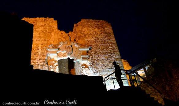Castelo Rodrigo, a Portal Monumental.