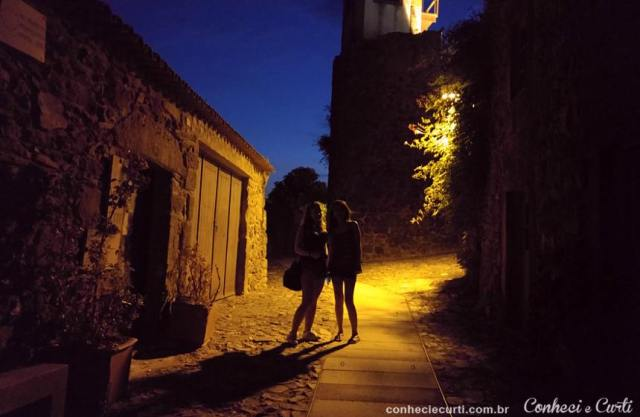 Castelo Rodrigo, Portugal. A vila do Castelo.