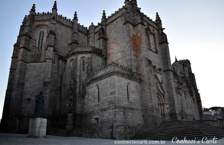 A Sé de Guarda, Portugal.