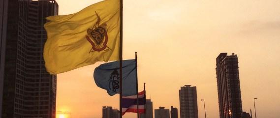 Bangkok – Chegando sem traumas