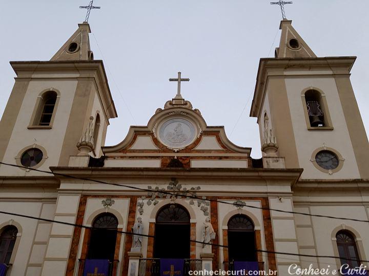 Igreja Nossa Sra de Montserrat.
