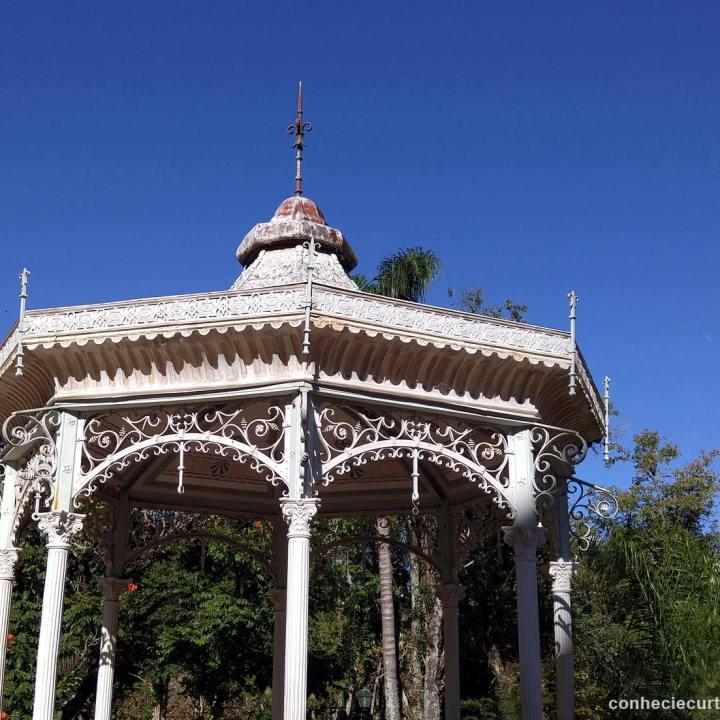 Parque das Águas. Caxambu, MG