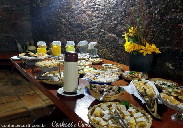 Café Colonial na Fazenda São José da Vargem, MG.