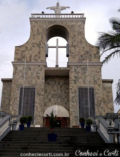 O Santuário da Nhá Chica. Baependi, MG