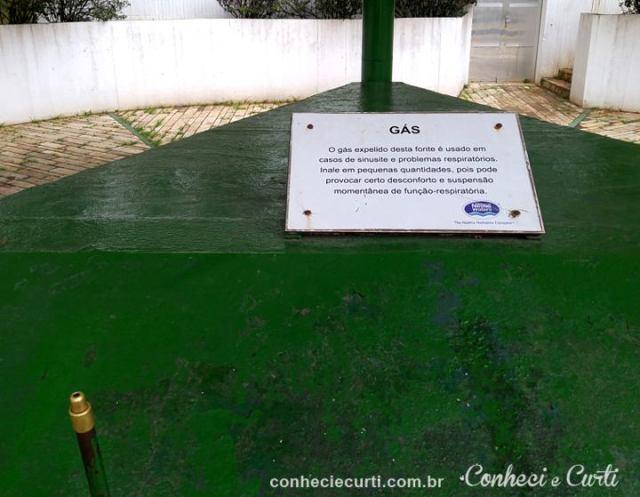 Parque das Águas em São Lourenço - Fonte Jaime Sotto Mayor.