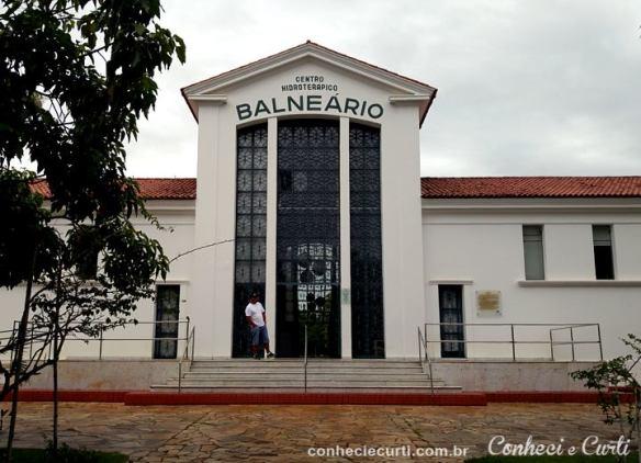 Parque São Lourenço, - Centro Hidroterápico Balneário.