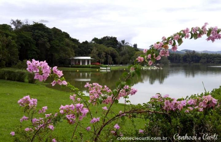 Parque das Águas de São Lourenço, MG