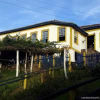 Visitando uma Fazenda Centenária no Sul de Minas