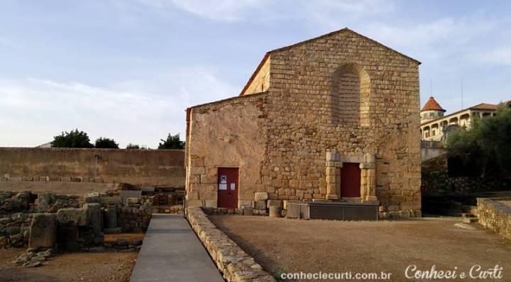 Idanha-a-Velha, a Igreja de Santa Maria (Sé)