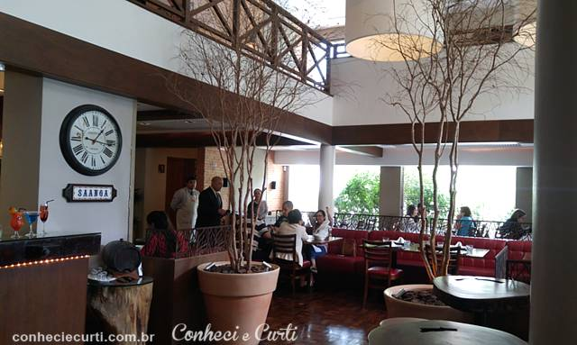 Restaurante Saanga Iguaçu, Curitiba
