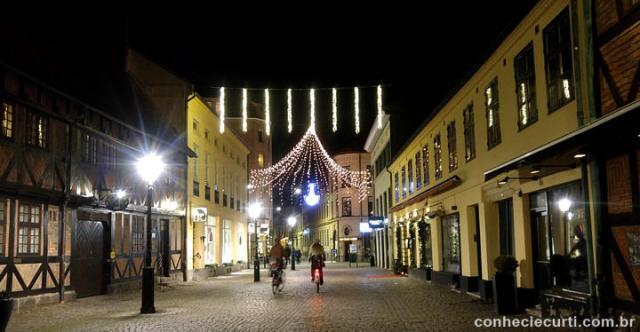 Centro Histórico de Malmö, Suécia.