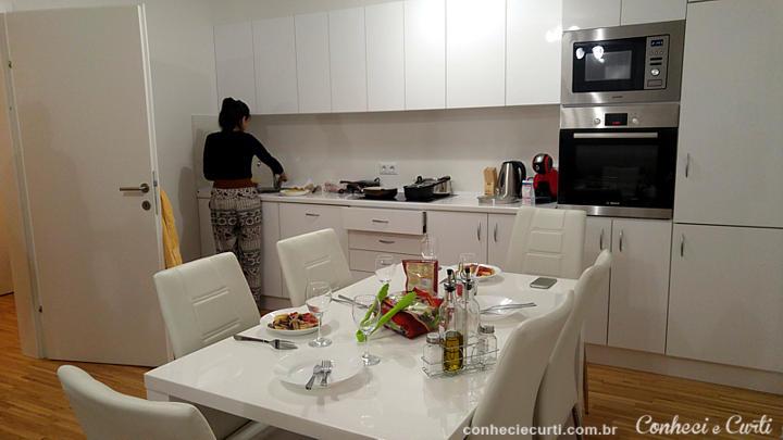 Apartamento em Viena, Áustria.