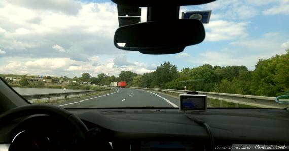 Viajando de automóvel pelos países da Europa Central – todas as dicas
