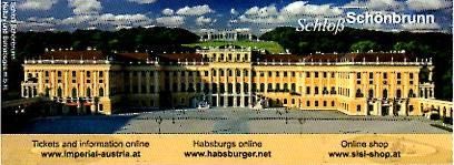 Sisi-ticket Schönbrunn, Viena
