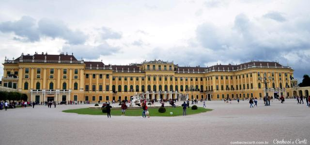 Palácio de Schönbrunn, Viena Áustria.