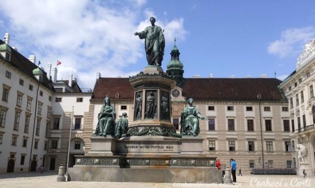 Palácio Hofburg, Viena - Áustria