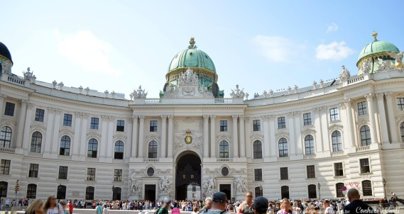 O Palácio de Hofburg e a história de Sisi – a Imperatriz da Áustria