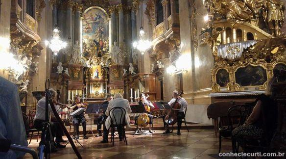Peterskirche, Viena